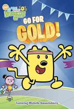 WOW WOW WUBBZY:GO FOR GOLD BY WOW WOW WUBBZY (DVD)