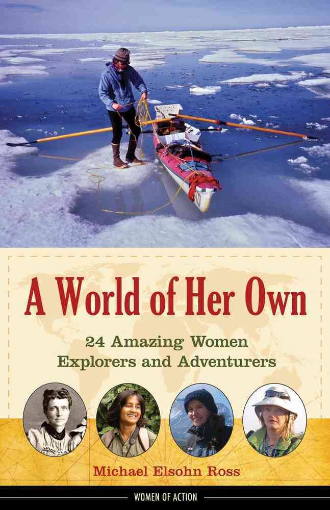 A World of Her Own By Ross, Michael Elsohn